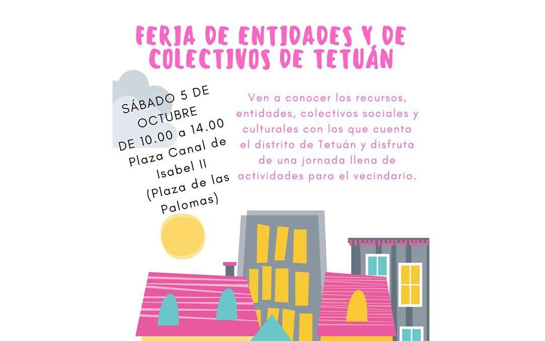 Feria de Entidades y Colectivos de Tetuán