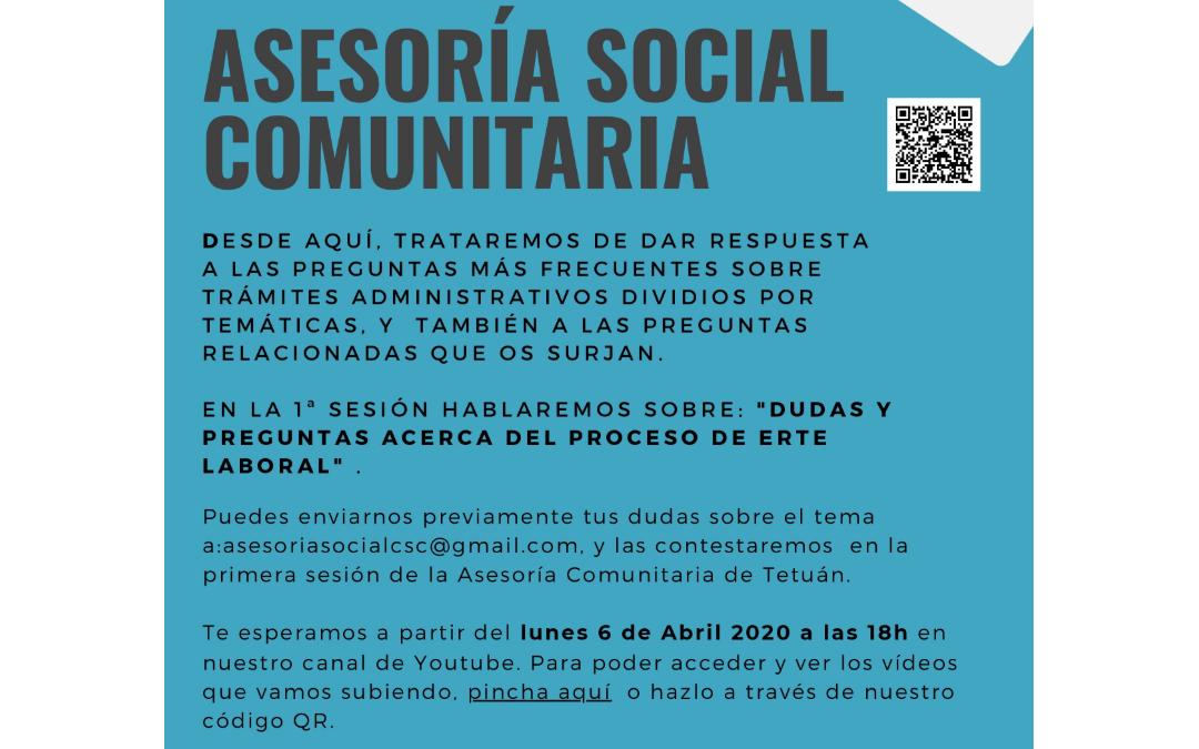 ASESORIA COMUNITARIA