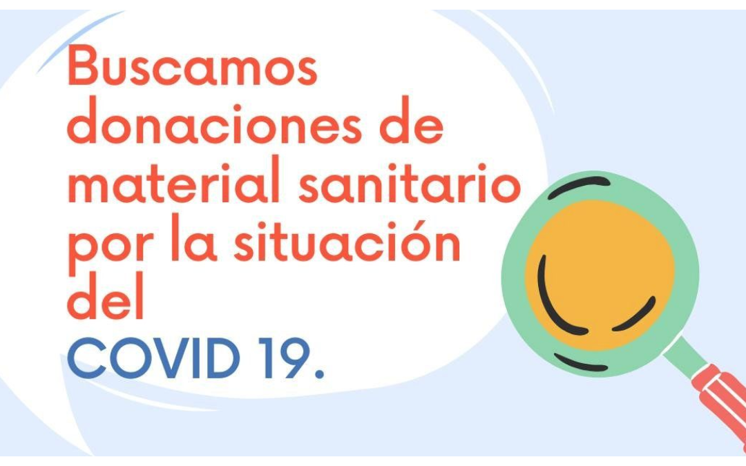 DONACIONES PARA GRUPOS DE APOYO