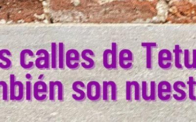 8M: Homenaje a las mujeres de Tetuán