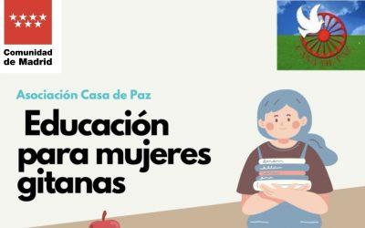 Educación para Mujeres Gitanas