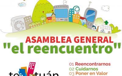 """Asamblea General del PDC: """"EL REENCUENTRO"""""""